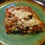 LASAGNA: A NEW TAKE ON AN OLD TIME FAVORITE