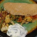 AN EAST INDIAN DINNER FEAST