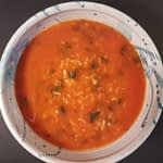 REPOSTED TOMATO RICE SOUP